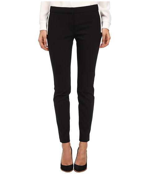 tibi - Skinny Pant (Black/Ivory Multi) Women's Casual Pants
