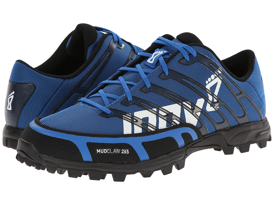 inov-8 - Mudclaw 265 (Blue/Black) Running Shoes