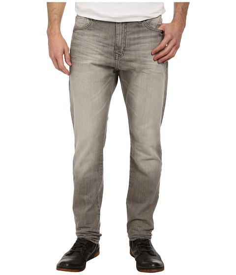 Calvin Klein Jeans - Taper Jeans in Tinted Cinder D (Tinted Cinder D) Men