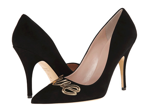 Kate Spade New York - Love (Black Suede) High Heels