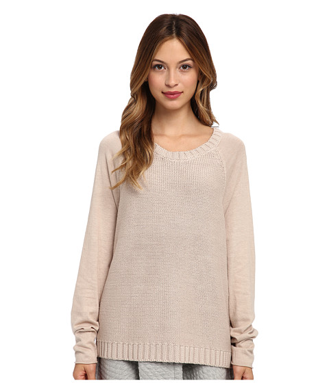 Soft Joie - Weisend 6530-27803 (Almond) Women's Sweater