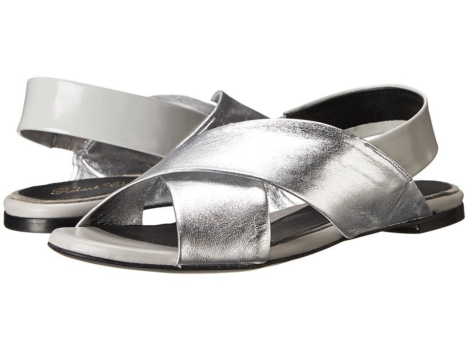 Robert Clergerie - Gavo (Silver Nappa) Women's Shoes