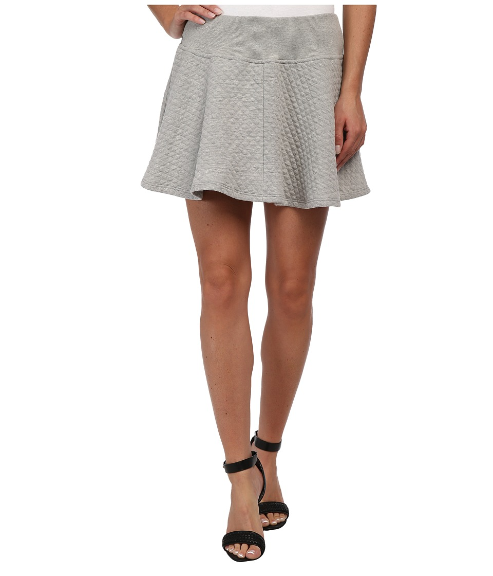 Soft Joie - Kaydree B 6542-50077B (Heather Grey) Women's Skirt