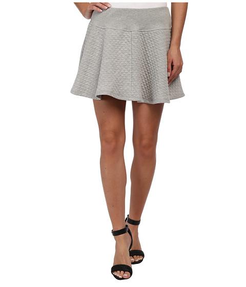 Soft Joie - Kaydree B 6542-50077B (Heather Grey) Women's Skirt
