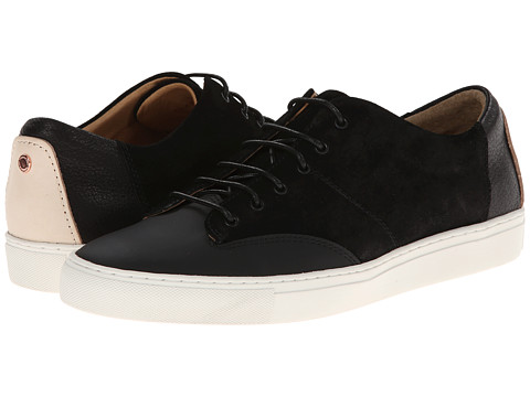 Thorocraft - Cooper (Black 1) Men's Lace up casual Shoes