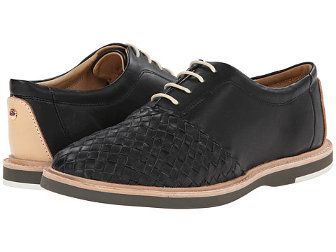 Thorocraft - Ross (Black 1) Men's Lace up casual Shoes