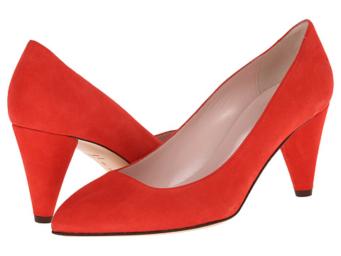 Kate Spade New York - Yanni (Maraschino Red Suede) Women's Shoes