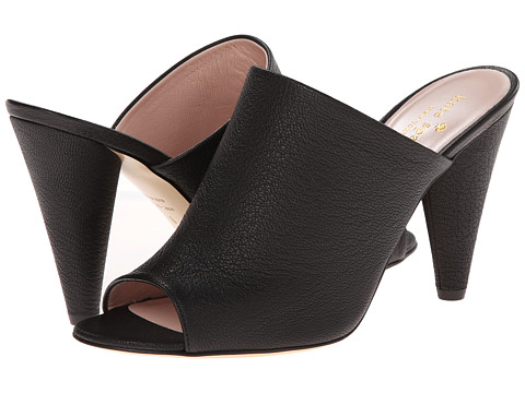 Kate Spade New York - Bova (Black Goat) High Heels