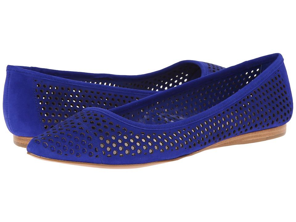 Vince Camuto - Hilta (Cobalt Blue) Women's Flat Shoes