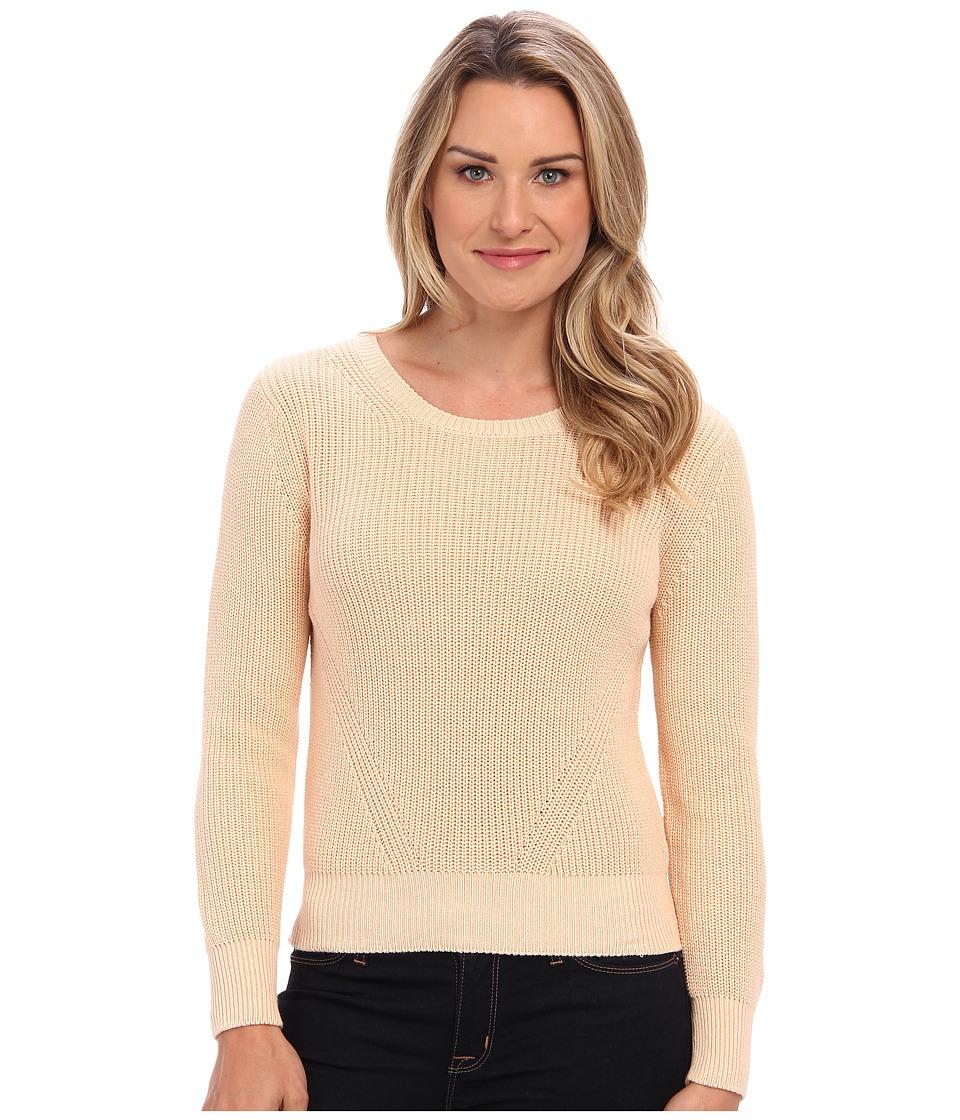 525 america - Shaker Crop Crew (Belini) Women's Long Sleeve Pullover