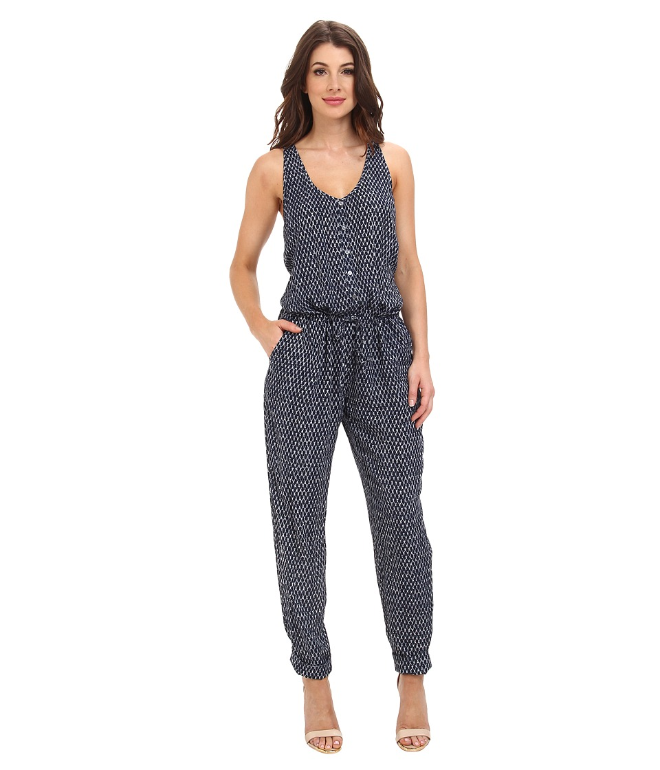 Soft Joie - Biltmore 5877-10441 (Deep Indigo) Women's Jumpsuit & Rompers One Piece