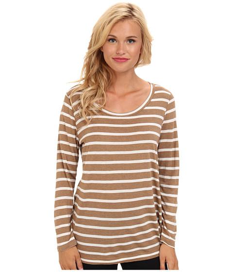 Soft Joie - Coletta X32-T1884 (Camel/Porcelain) Women's T Shirt
