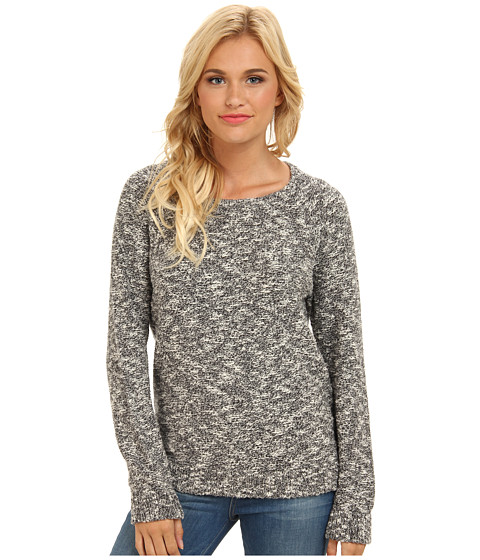 Soft Joie - Annora 6520-27437 (Caviar) Women's Long Sleeve Pullover