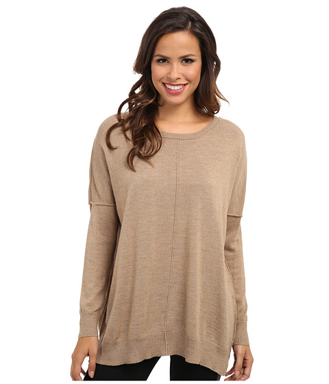 525 america - Reese - Oversized Tunic (Camel) Women