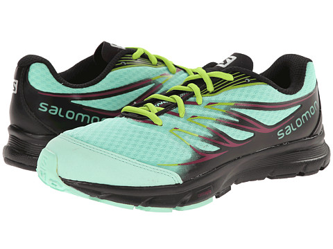 Salomon - Sense Link (Lucite Green/Black/Granny Green) Women's Shoes