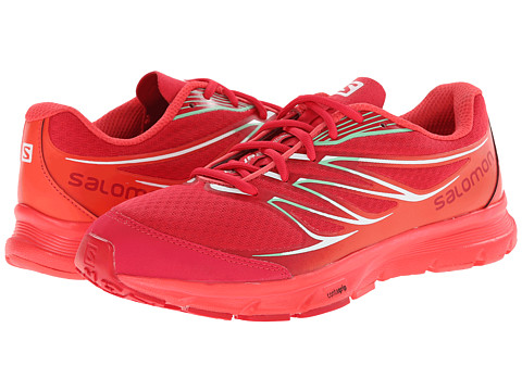 Salomon - Sense Link (Lotus Pink/Papaya-B/Lucite Green) Women's Shoes