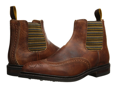 Allen-Edmonds - Knightsbridge (Chestnut Dublin Leather) Men