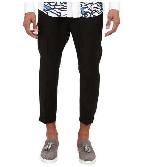 DSQUARED2 - Formal Pant (Black) Men's Casual Pants