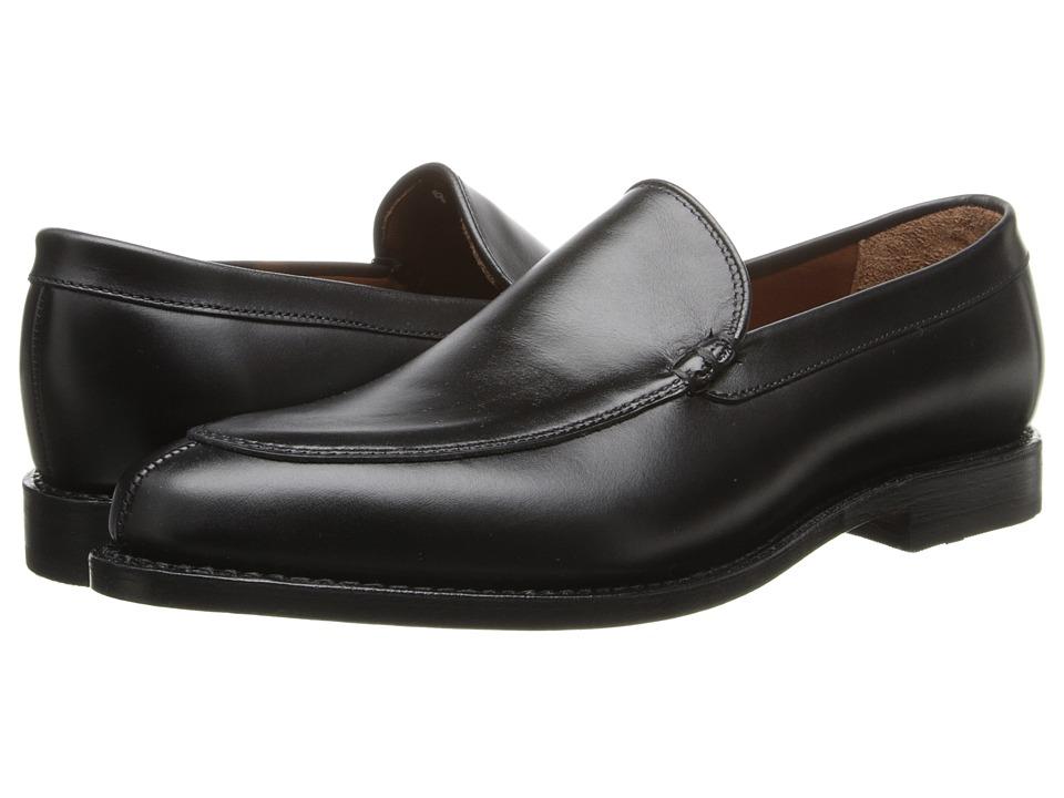 Allen-Edmonds - Steen (Black Custom Calf) Men's Slip-on Dress Shoes