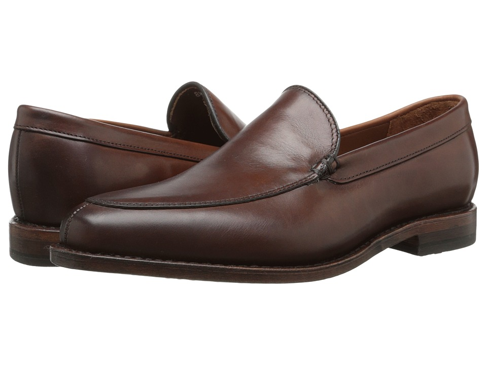 Allen-Edmonds - Steen (Chili Burnished Calf) Men's Slip-on Dress Shoes
