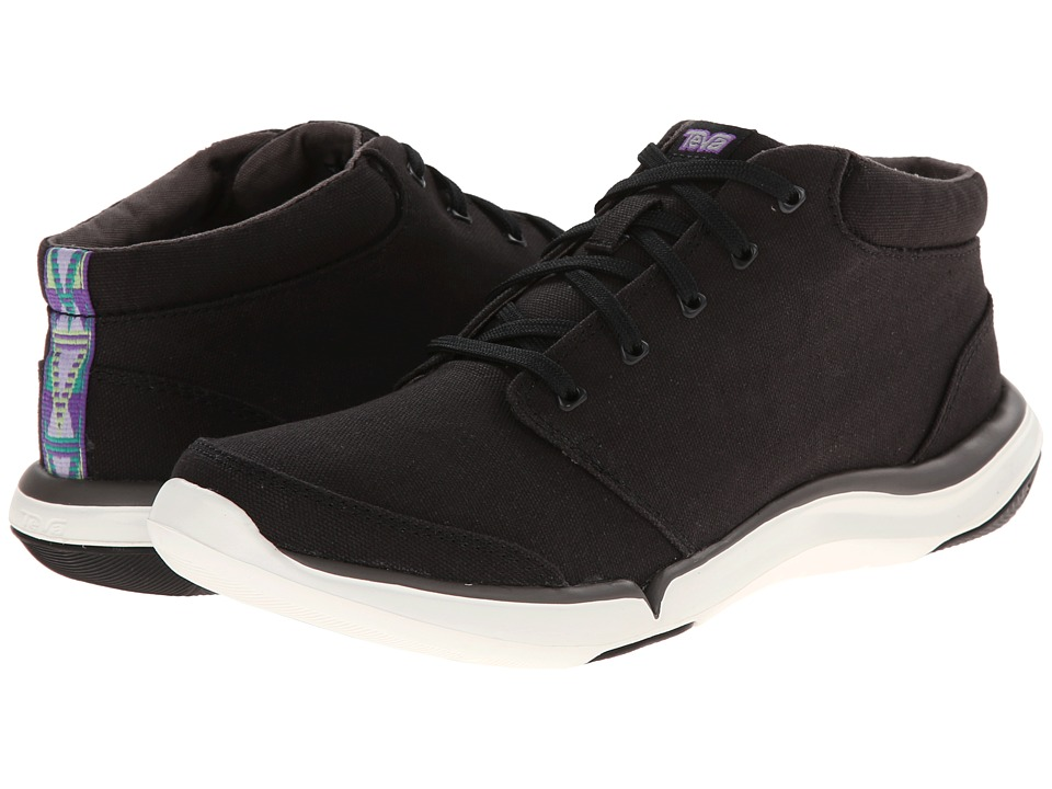 Teva - Wander Chukka (Black) Women's Shoes