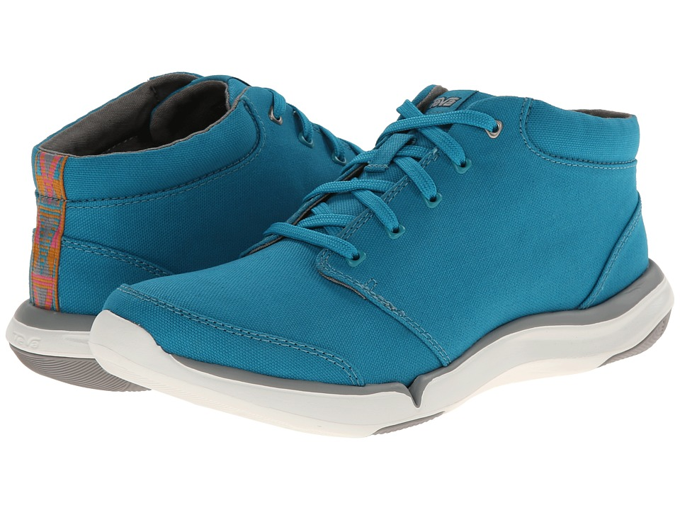 Teva - Wander Chukka (Lake Blue) Women's Shoes