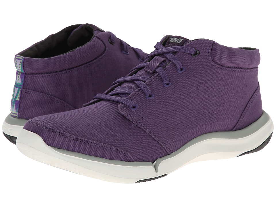 Teva - Wander Chukka (Purple) Women's Shoes