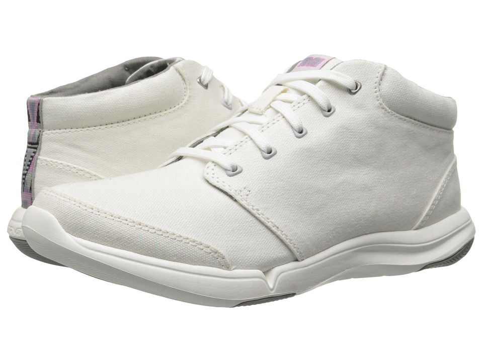 Teva - Wander Chukka (White) Women's Shoes