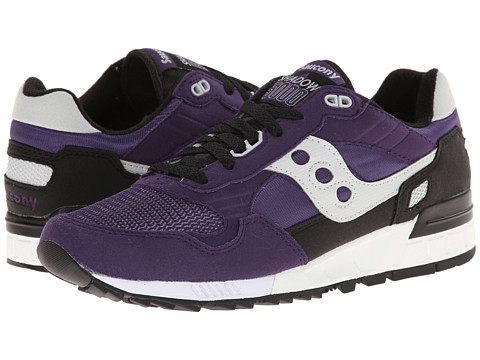 Saucony Originals - Shadow 5000 (Purple/Black) Men