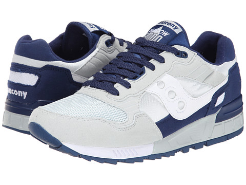 Saucony Originals - Shadow 5000 (Grey/Blue 1) Men's Classic Shoes