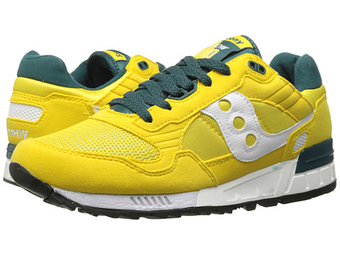 Saucony Originals - Shadow 5000 (Yellow/White) Men's Classic Shoes