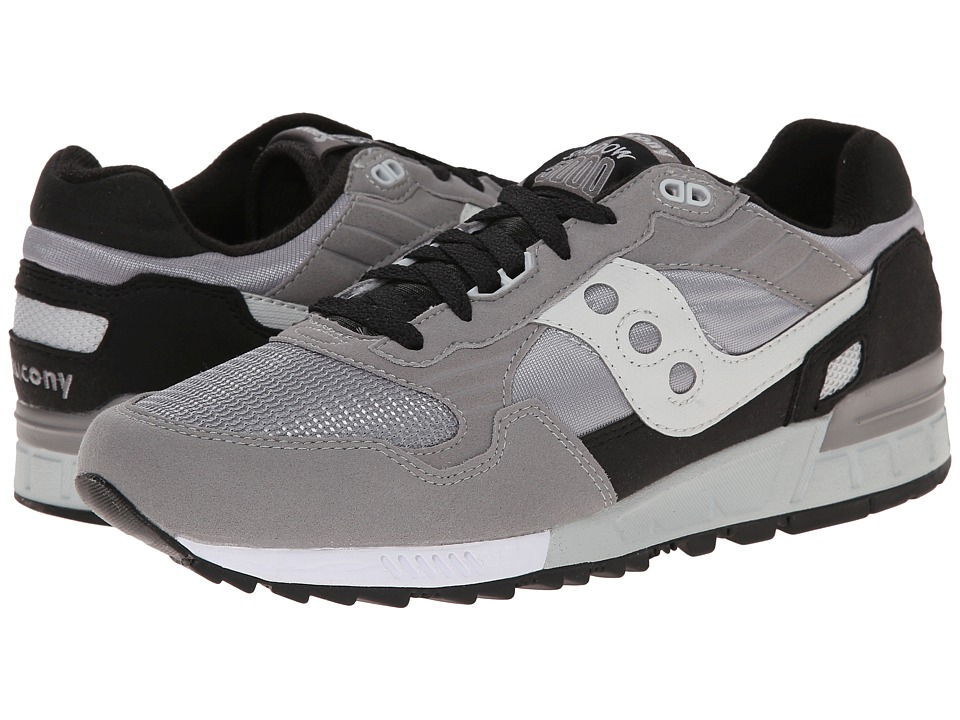 Saucony Originals - Shadow 5000 (Grey/Black 1) Men's Classic Shoes