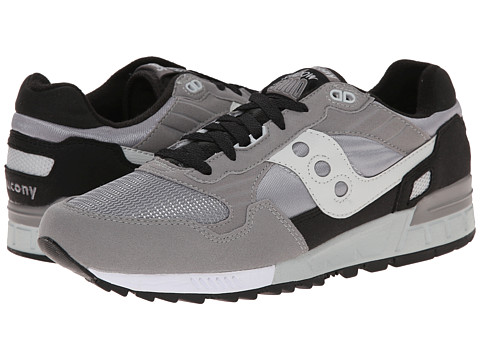 Saucony Originals - Shadow 5000 (Grey/Black 1) Men