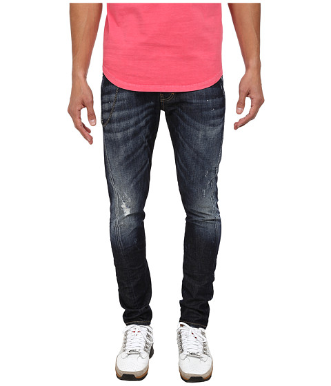 DSQUARED2 - M. B. Every Day Wash Jean (Blue) Men