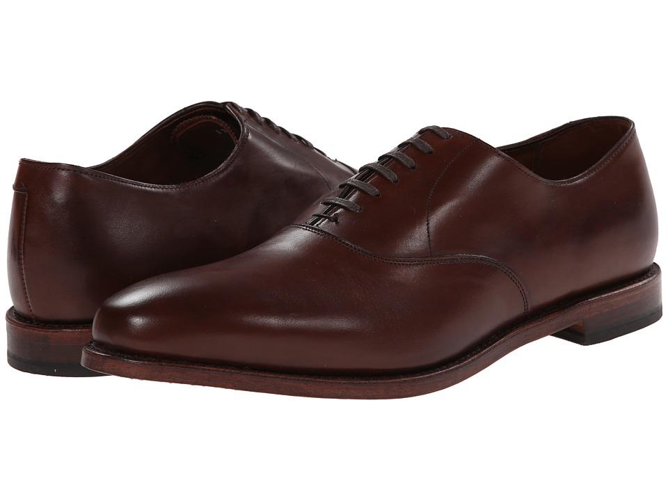Allen-Edmonds - Carlyle (Chili Burnished Calf) Men's Shoes