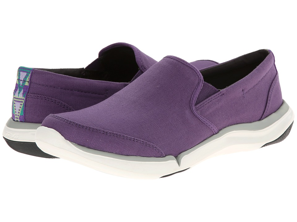 Teva - Wander Slip-On (Purple) Women's Shoes