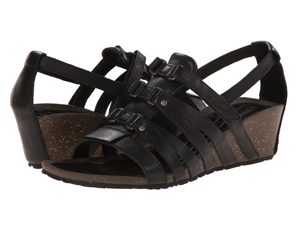 Teva Cabrillo Sandal (Black) Women