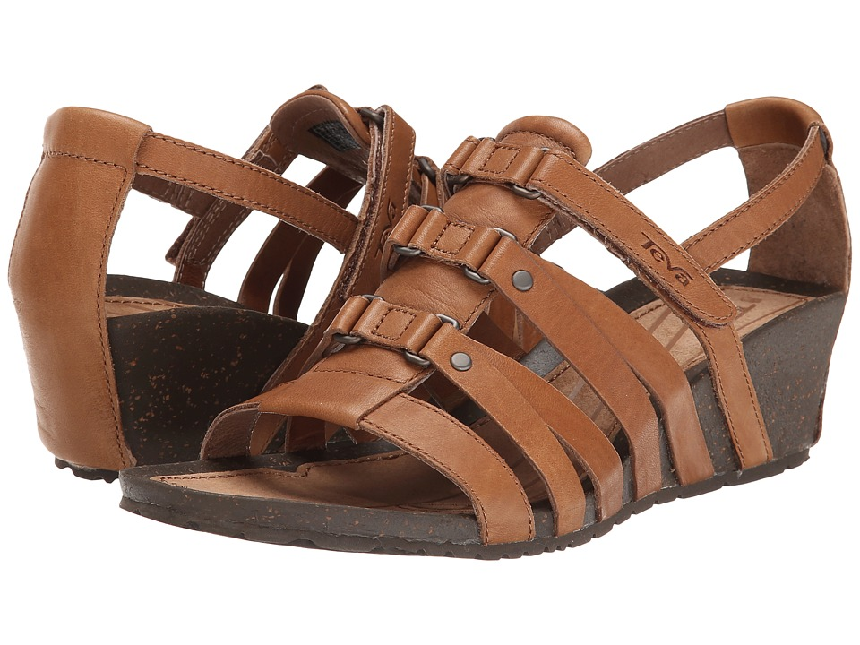 Teva Cabrillo Sandal (Tan) Women