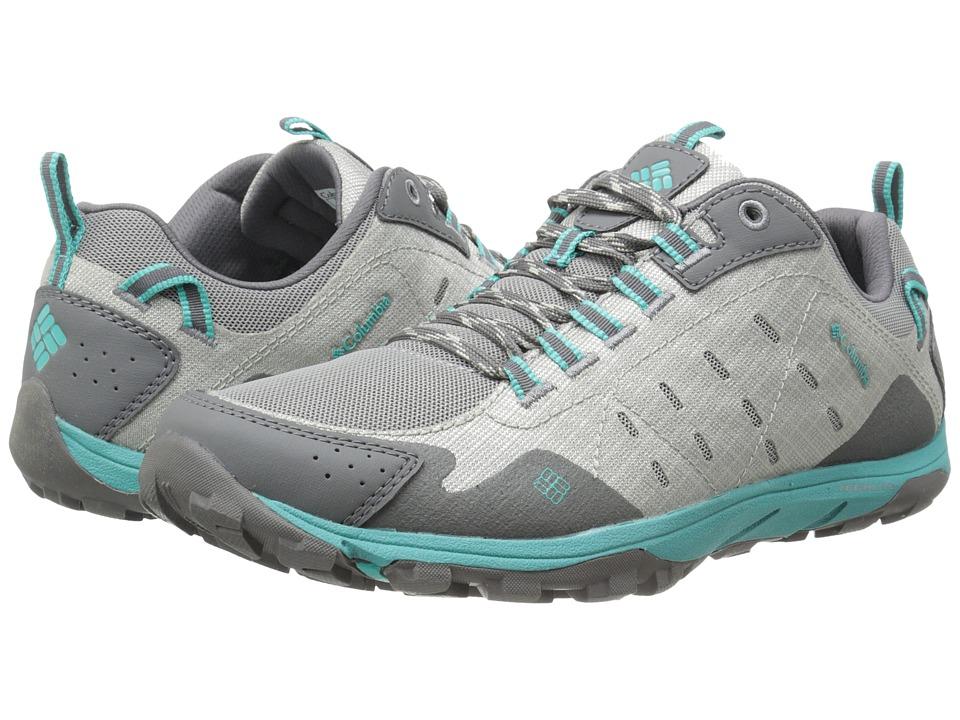 Columbia - Conspiracy Razor (Light Grey/Miami) Women's Shoes