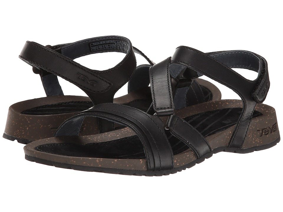 Teva Cabrillo Crossover (Black) Women