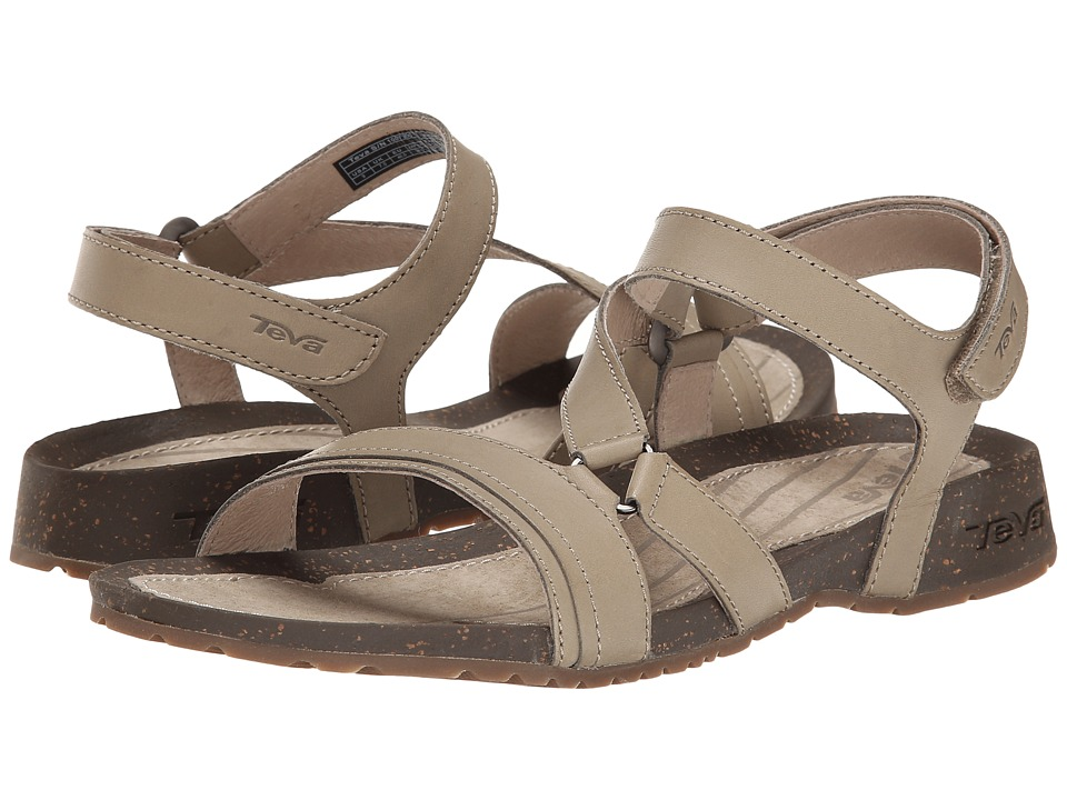 Teva - Cabrillo Crossover (Dune) Women's Sandals