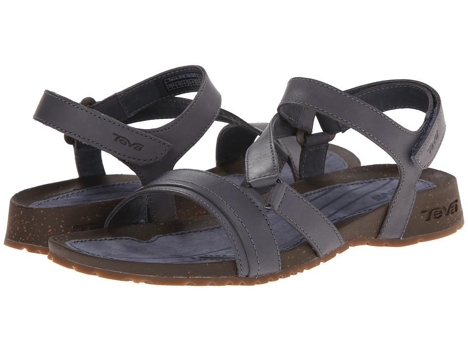 Teva - Cabrillo Crossover (Slate) Women's Sandals