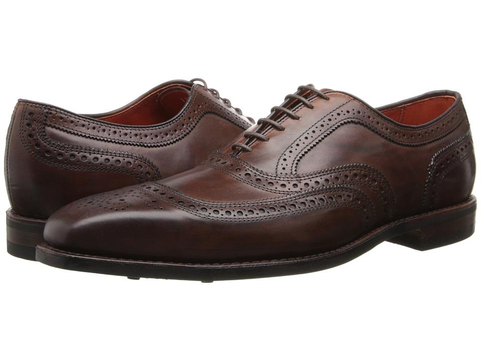 Allen-Edmonds - University (Chili Burnished Calf) Men's Shoes