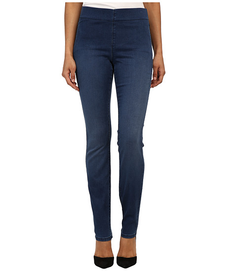 NYDJ - Evie Pull-On Legging Knit Jean in Plano (Plano) Women