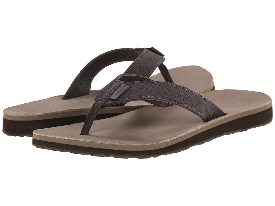 Teva Classic Flip Leather Diamond (Eiffel Tower) Women