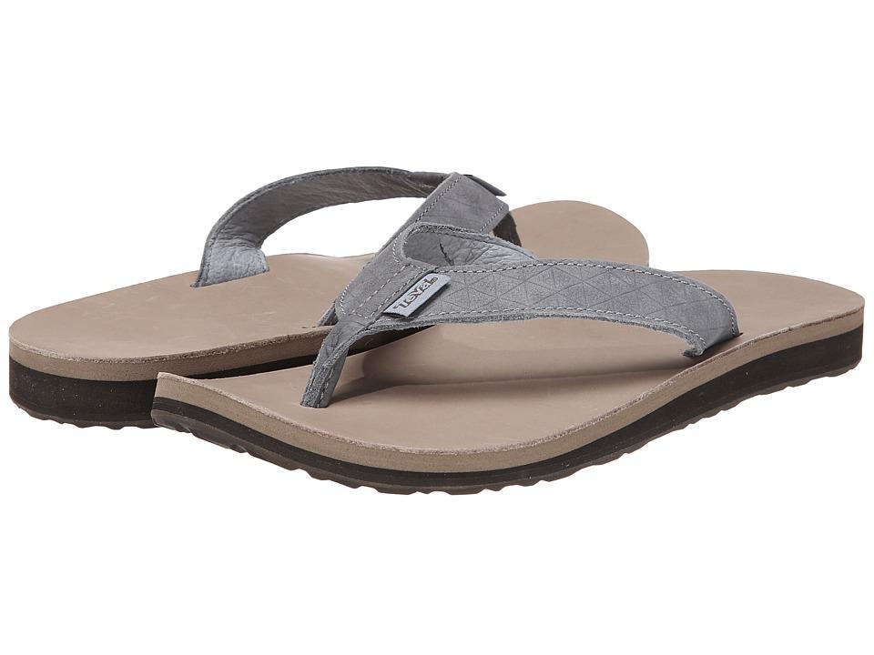 Teva - Classic Flip Leather Diamond (Tradewinds) Women's Sandals