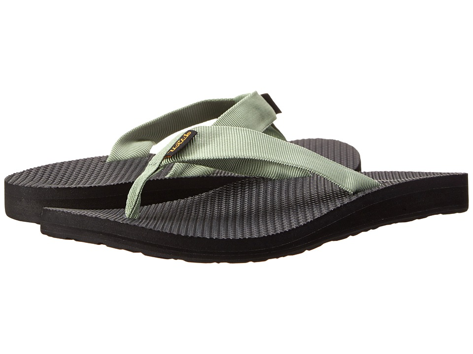 Teva - Classic Flip (Stone Green) Women's Sandals