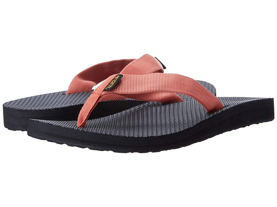 Teva - Classic Flip (Terra Cotta) Women's Sandals
