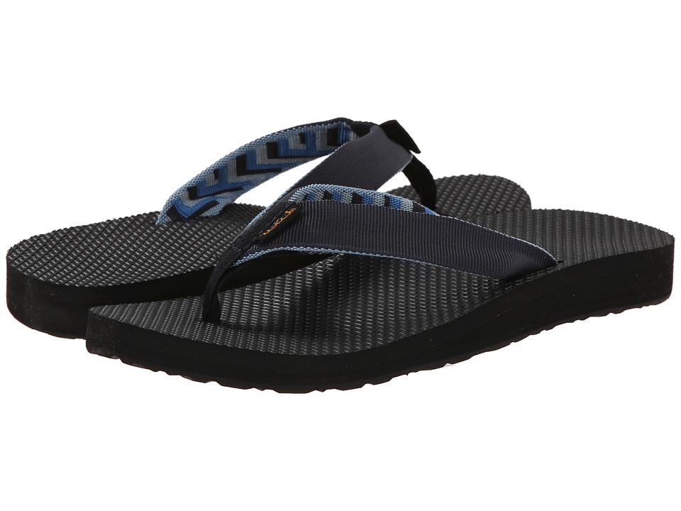Teva - Classic Flip (Azura Blue) Women's Sandals