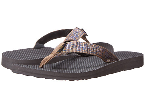 Teva - Classic Flip (Old Lizard Brown) Women